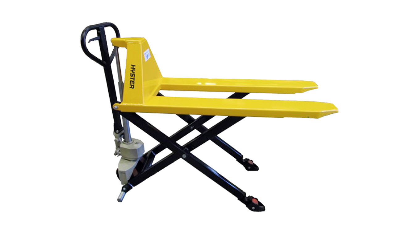 Hyster-Economy-Manual-Scissor-Lift