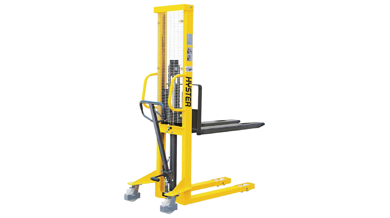Hyster-Manual-Stacker