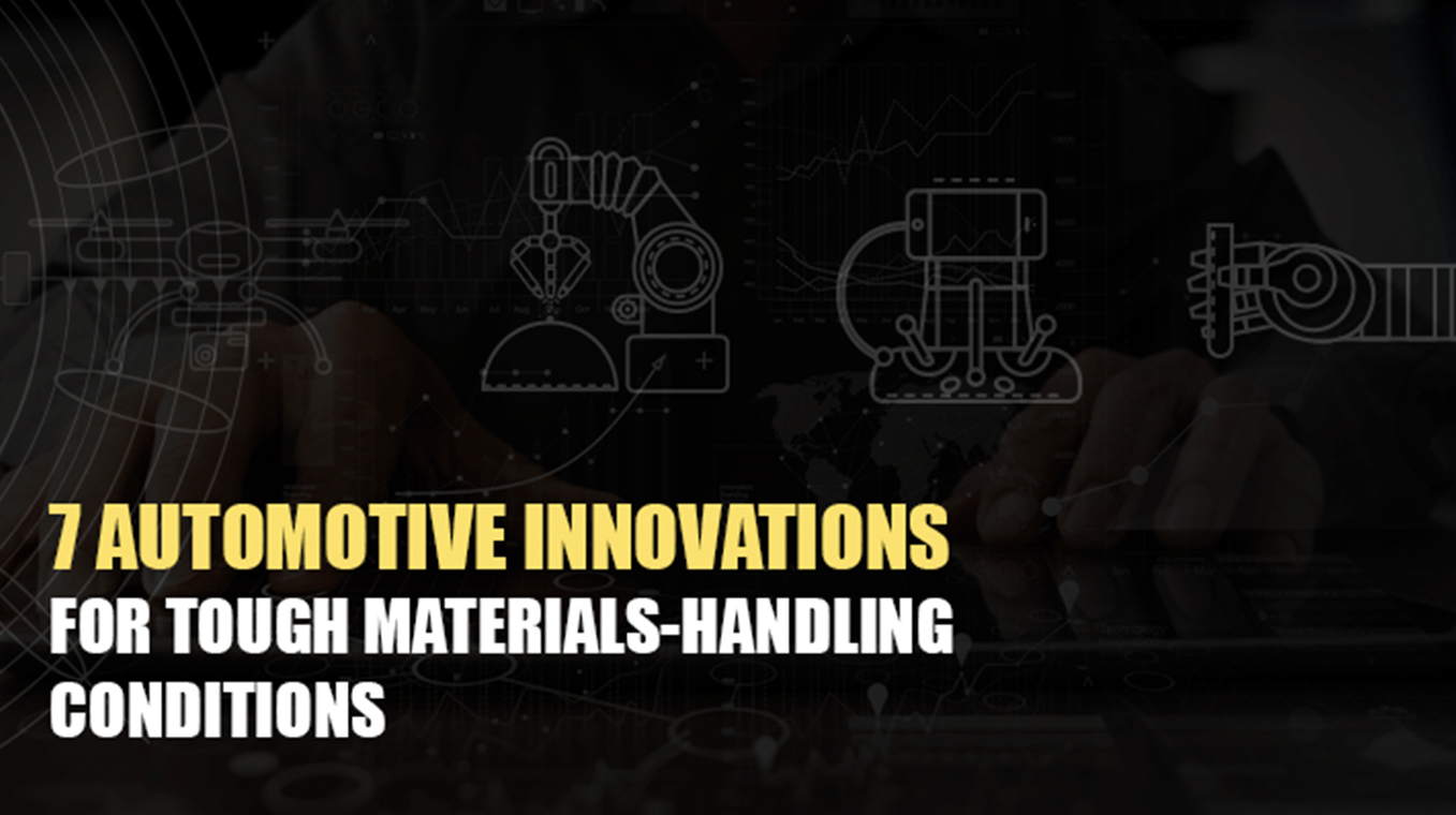 Innovations for Tough Materials Handling Conditions