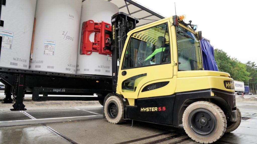 Lift Truck Driver Awareness Optimises Productivity & Costs ...