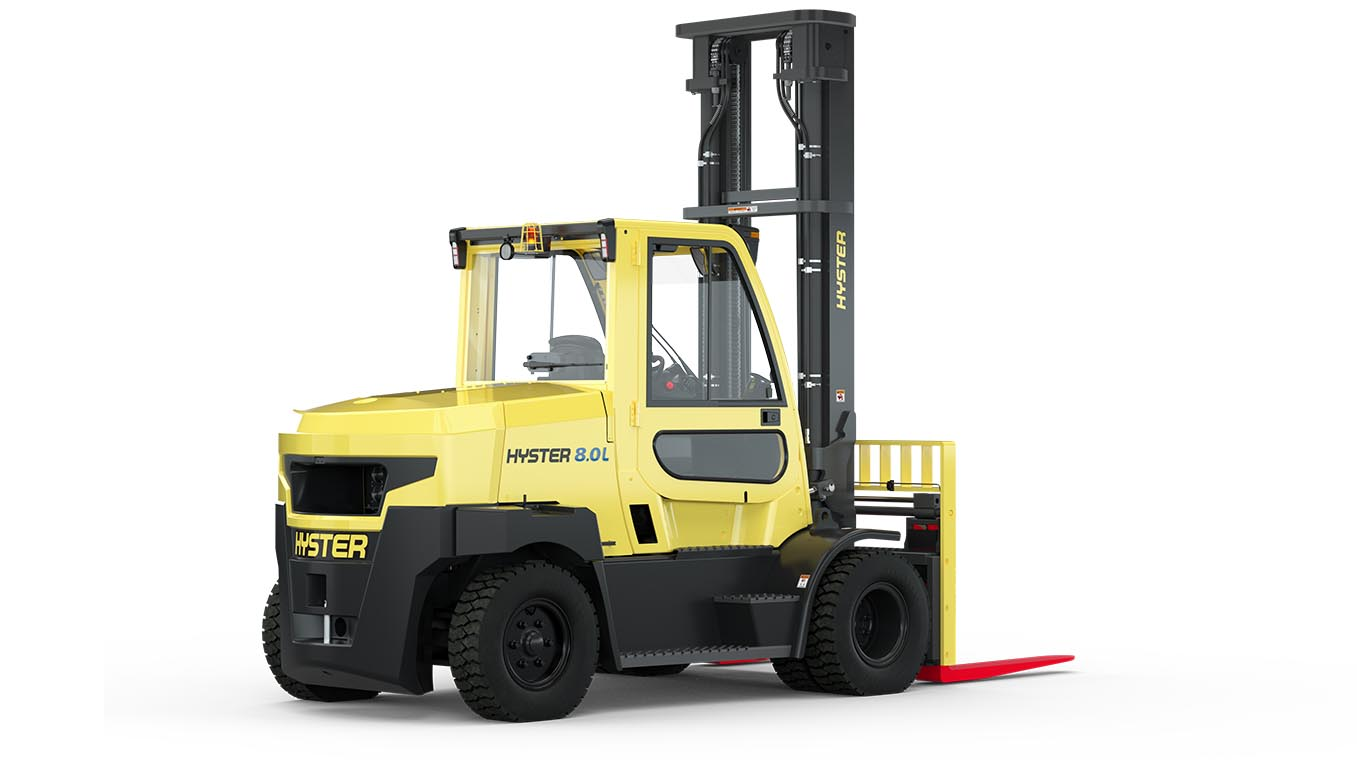 lithium-ion forklifts