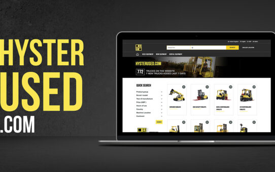 Used Hyster trucks